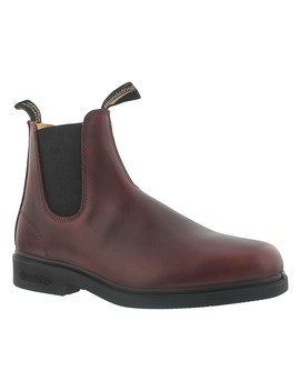 Unisex Chisel Toe Redwood Twin Gore Boots by Blundstone