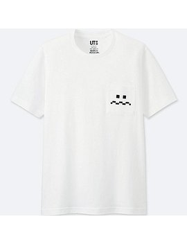 The Game By Namco Museum Short Sleeve Graphic T Shirt (Pac Man) by Uniqlo