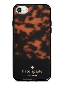Tortoiseshell I Phone 8 Case by Kate Spade New York