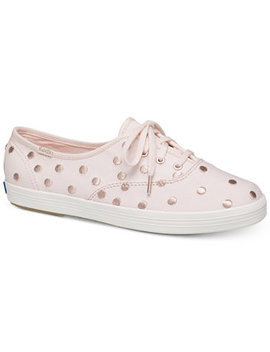 Champion Dancing Dot Sneakers by Keds For Kate Spade New York
