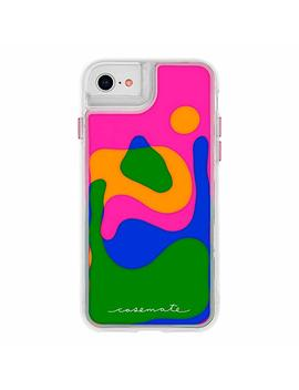 Case Mate   I Phone 8 Case   Lava Lamp   Dynamic Flowing Colors   Protective Design   Apple I Phone 8   Lava Lamp by Case Mate