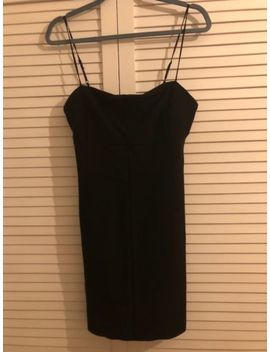 Urban Outfitters Sold Out Black Slip Dress Bnwt Size L by Ebay Seller