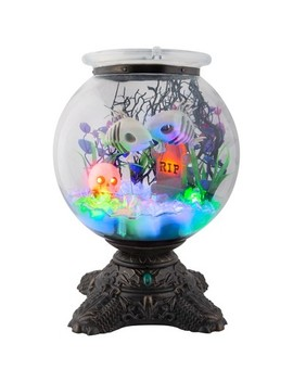 Halloween Animated Skeleton Fish Bowl   Hyde And Eek! Boutique™ by Shop This Collection