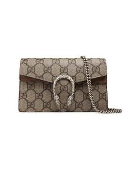Gucci Dionysus Gg Supreme Super Mini Baghome Women Gucci Bags Shoulder Bags by Gucci