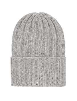 Short Bunny Echo Cashmere Beanie by The Elder Statesman