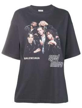Balenciaga Speedhunters Boyband T Shirthome Women Balenciaga Clothing T Shirts & Jersey Shirts by Balenciaga