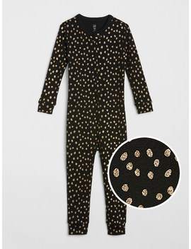 Glitter Dot One Piece by Gap
