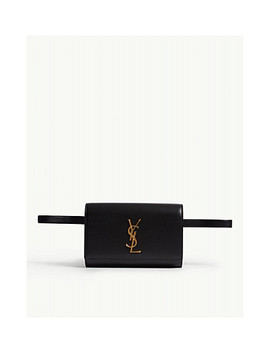 Kate Leather Bum Bag by Saint Laurent