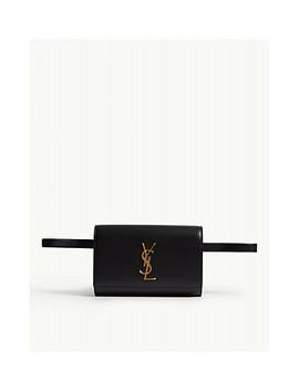 kate-leather-bum-bag by saint-laurent