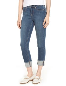 Boost Raw Cuff Skinny Jeans by Curves 360 By Nydj