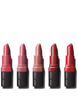 Bobbi Brown Lip Crush Mini Crushed Lip Color Kit (Worth £81) by Bobbi Brown
