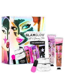 Glamglow Superstar Set (Worth £92.40) by Glamglow