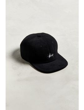 Stussy Polar Fleece Strapback Hat by Stussy