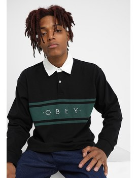 Hero Classic   Poloshirt by Obey Clothing