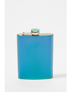 Electroplate Flask by Urban Planet
