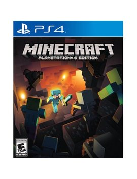 Minecraft, Sony, Play Station 4, 711719053279 by Sony