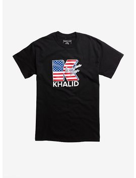 Khalid American Teen T Shirt by Hot Topic