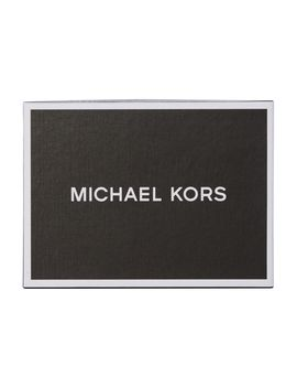 Harrison Saffiano Leather Card Holder by Michael Kors