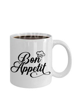 Bon Appetit Mug Coffee Mug For Chefs Sexy Gift Mug Unique Coffee Mugs Mugs With Fun Quotes Fun Coffee Mugs Fun Mugs For Husband Cooks by Etsy