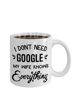 funny-google--mugs,-mug-with-quotes,-funny-quote-mugs,-coffee-lover-gift,-coffee-mug,-novelty-gifts,-gift,-coffee-fun-joke,-funny-coffee-mug by etsy