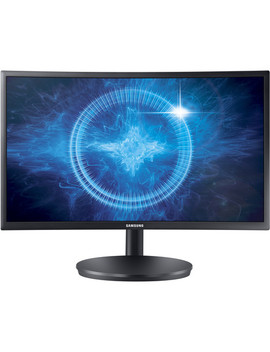 "C24 Fg70 24"" 16:9 Curved Lcd Monitor by Samsung"