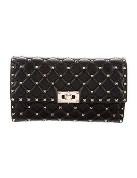 Valentino Rockstud Spike Chain Bag by Valentino