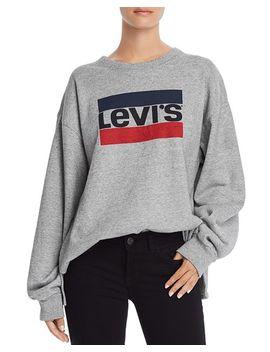 Oversize Logo Sweatshirt by Levi's