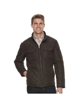 Men's Tower By London Fog Military Field Coat by Kohl's