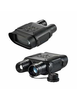 """Pinty 7 X 31 Night Vision Binoculars Digital Infrared Night Vision Scope, 640 X 480@30 Fps, Photo Camera & Camcorder W/ 400m/1300ft Viewing Distance, 7 X Magnification In The Darkness, 4"""" Large Viewing by Pinty"""