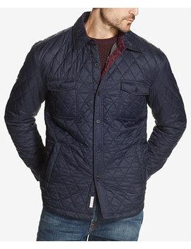 Men's Quilted Jacket by Weatherproof Vintage