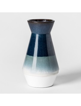 Vase   Navy/Blue/White   Project 62™ by Shop This Collection