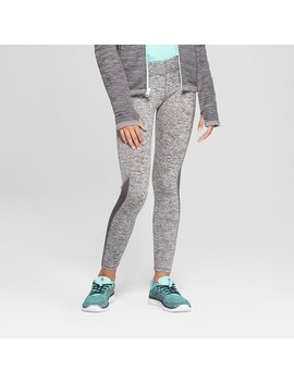 Girls' Cozy Performance Leggings With Pockets  C9 Champion® by C9 Champion®