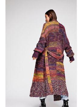 Multi Colored Dream Cardi by Free People