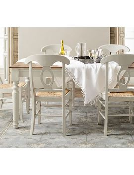 Faye Dining Table by Pottery Barn