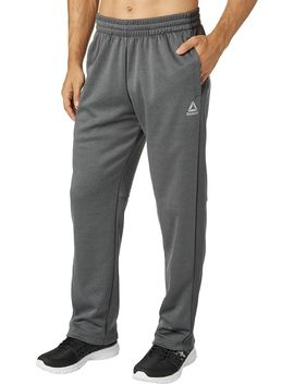 Reebok Men's Heather Performance Fleece Pant by Reebok