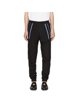 Black Signature 3.0 Track Pants by Cottweiler
