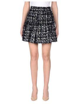 Knee Length Skirt by Dolce & Gabbana