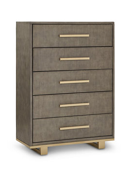 Petra 5 Drawer Chest by Petra Bedroom Furniture Collection