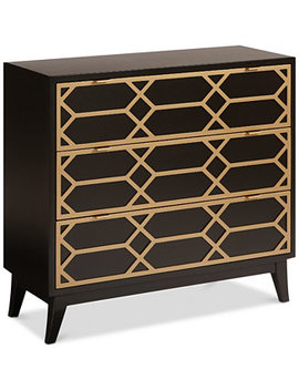 Maria Accent Chest, Quick Ship by Jla Home