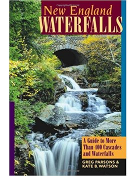 New England Waterfalls: A Guide To More Than 400 Cascades And Waterfalls (Second Edition) (New England Waterfalls: A Guide To More Than 200 Cascades & Waterfalls) by Amazon
