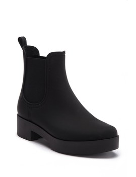 Hydra Lug Waterproof Chelsea Boot by Jeffrey Campbell