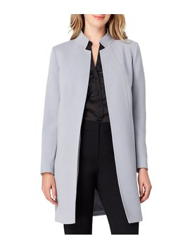 Stand Collar Topper Jacket by Tahari Asl