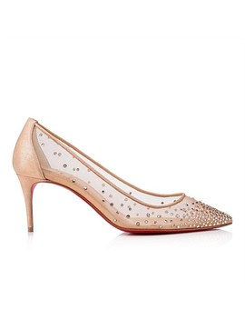 Follies Strass 70 by Christian Louboutin