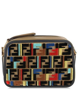 Embroidered Camera Bag by Fendi
