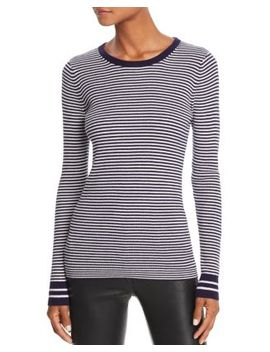 Virginia Striped Sweater by Equipment