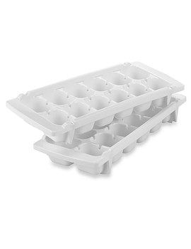 Salt™ Ice Cube Trays (Set Of 2) by Bed Bath And Beyond