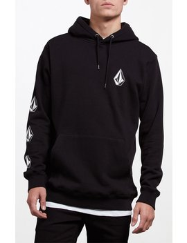 Volcom Deadly Stones Pullover Hoodie by Pacsun