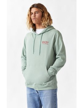 Rvca Squig Pullover Hoodie by Pacsun