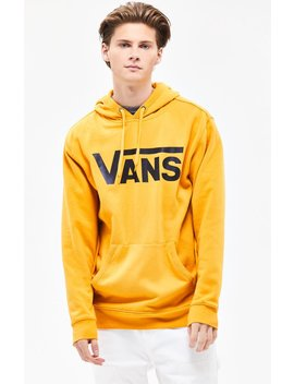 Vans Classic Gold Pullover Hoodie by Pacsun