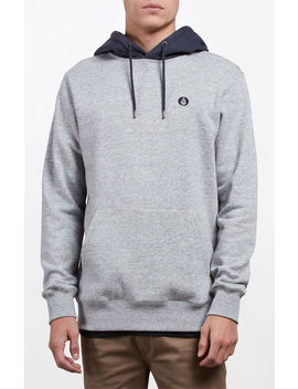 Volcom Single Stone Pullover Hoodie by Pacsun